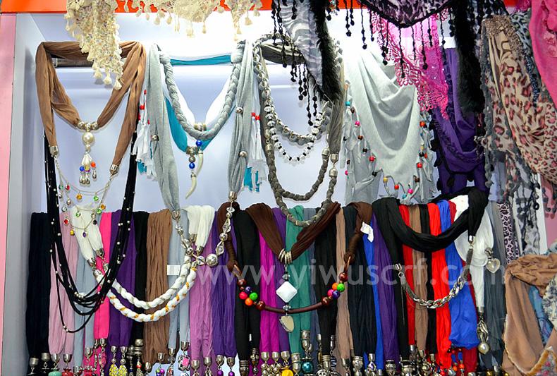 Yiwu pendant scarves exhibitionyiwu scarf china scarf aloadofball Images