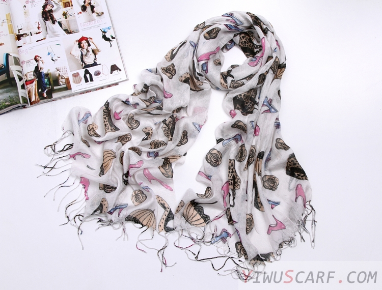 Fashion Chiffon scarves