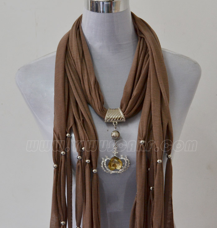 UK fashion pendants scarf