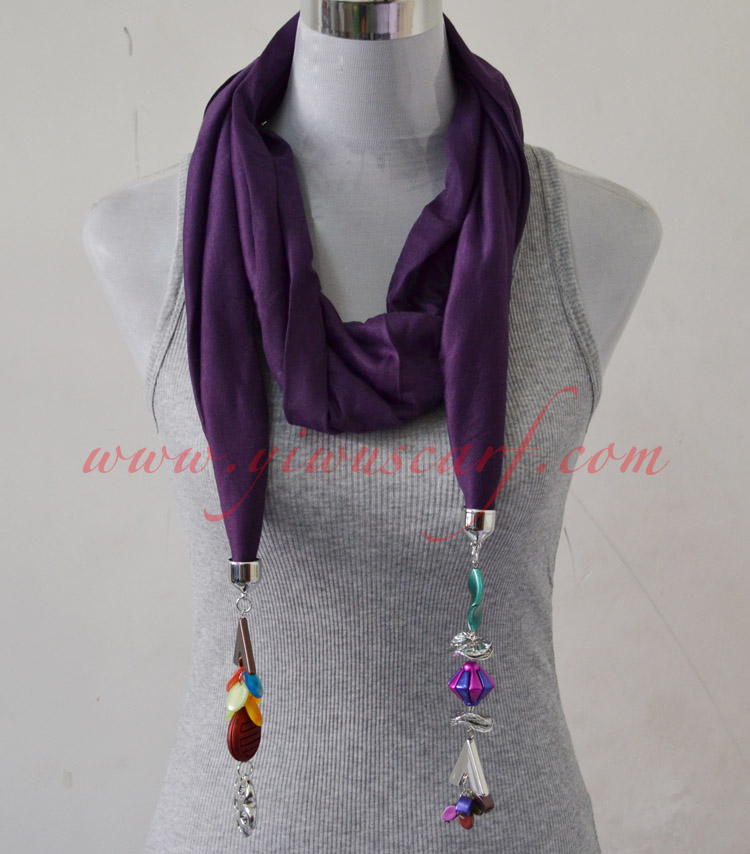 Yiwu scarf pendant scarves scarves with jewelry attached wholesale aloadofball Choice Image