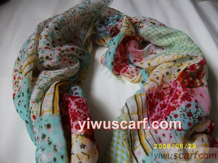 Linen scarves Suppliers