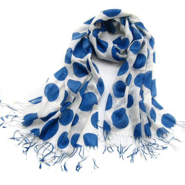 neck scarf cotton scarf