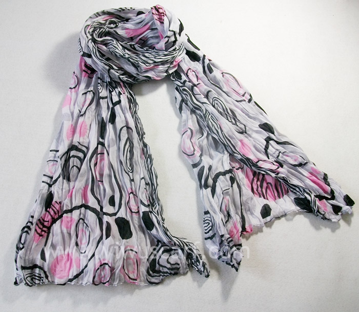 Slub Scarf Wholesale
