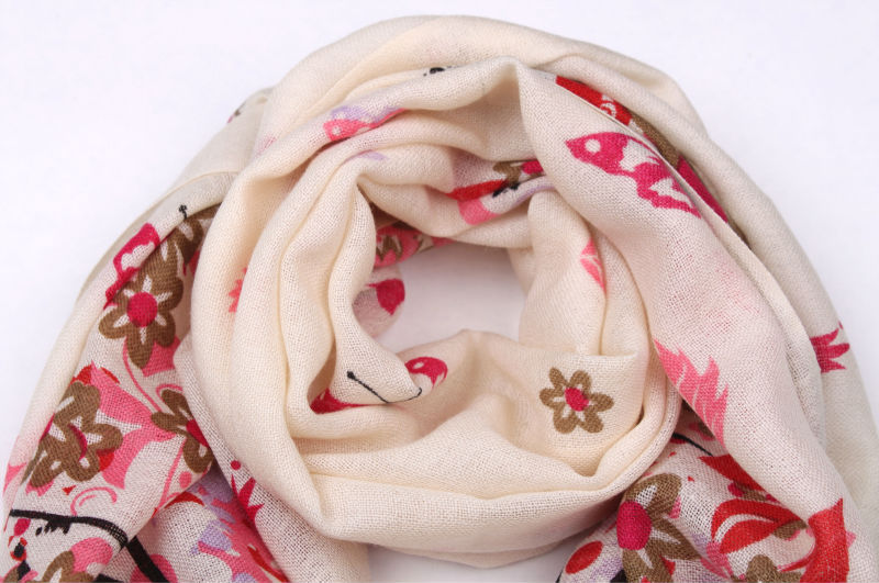 Wholesale Pachira wool scarves