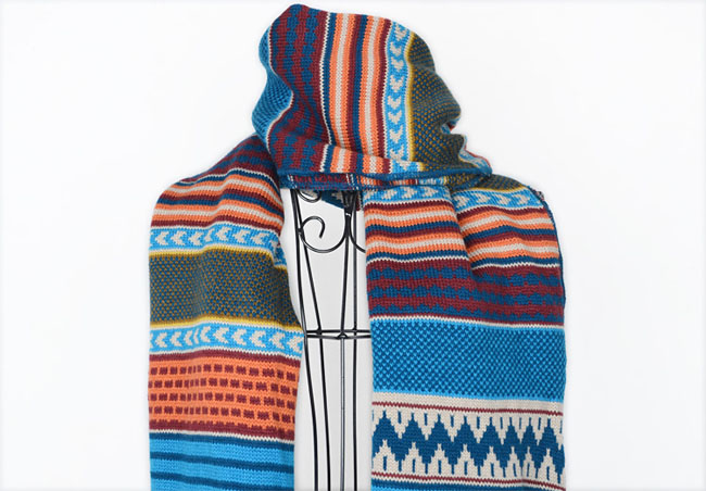 winter wool scarves national wind scarf