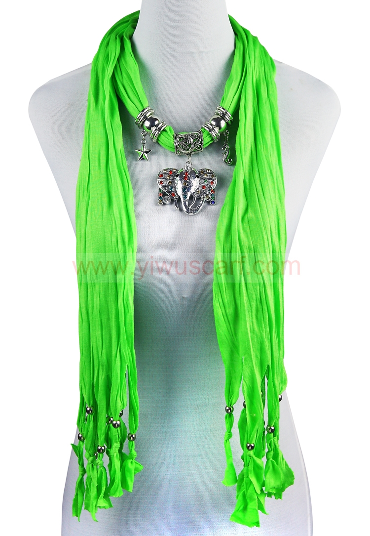 Zinc Alloy Scarf Pendant China wholesale scarves china Scarf China Wholesale Scarf Scarves