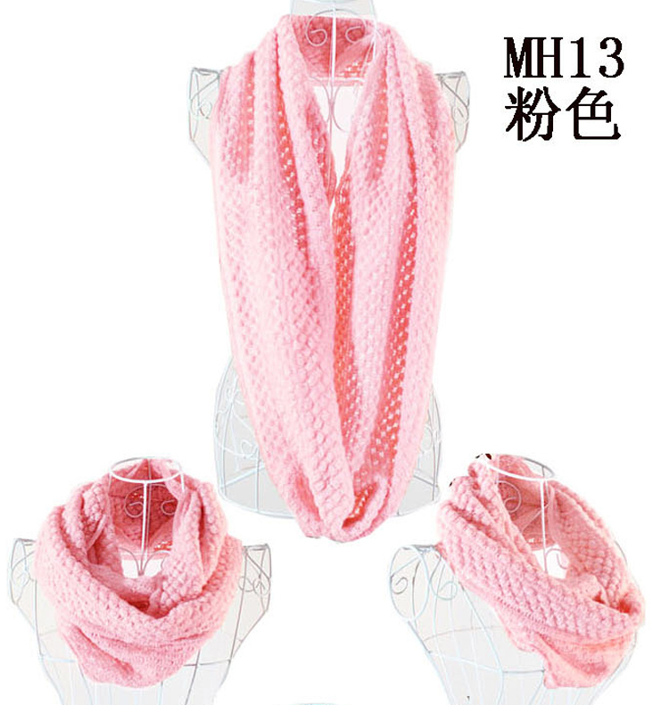 Fashionable wool scarf collar Russia hot-sell scarf