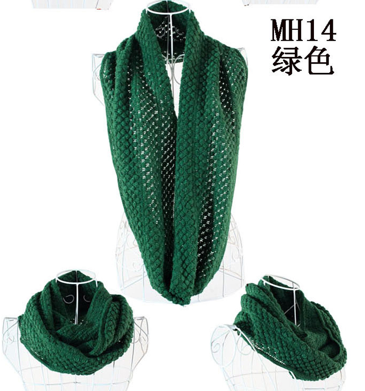 Fashionable wool scarf collar Russia hot sell scarf