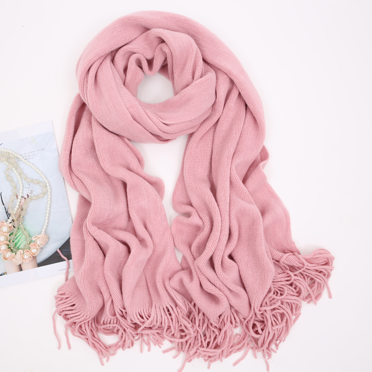 winter woolen scarf