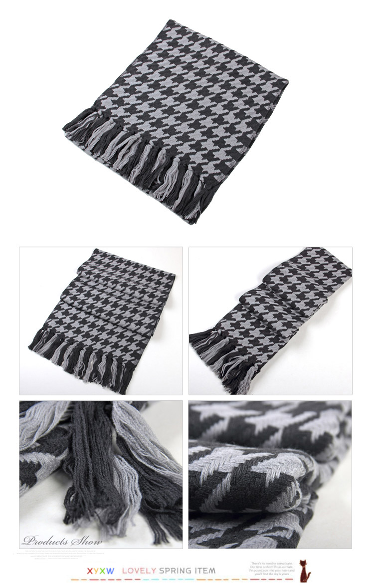 wool scarf for women