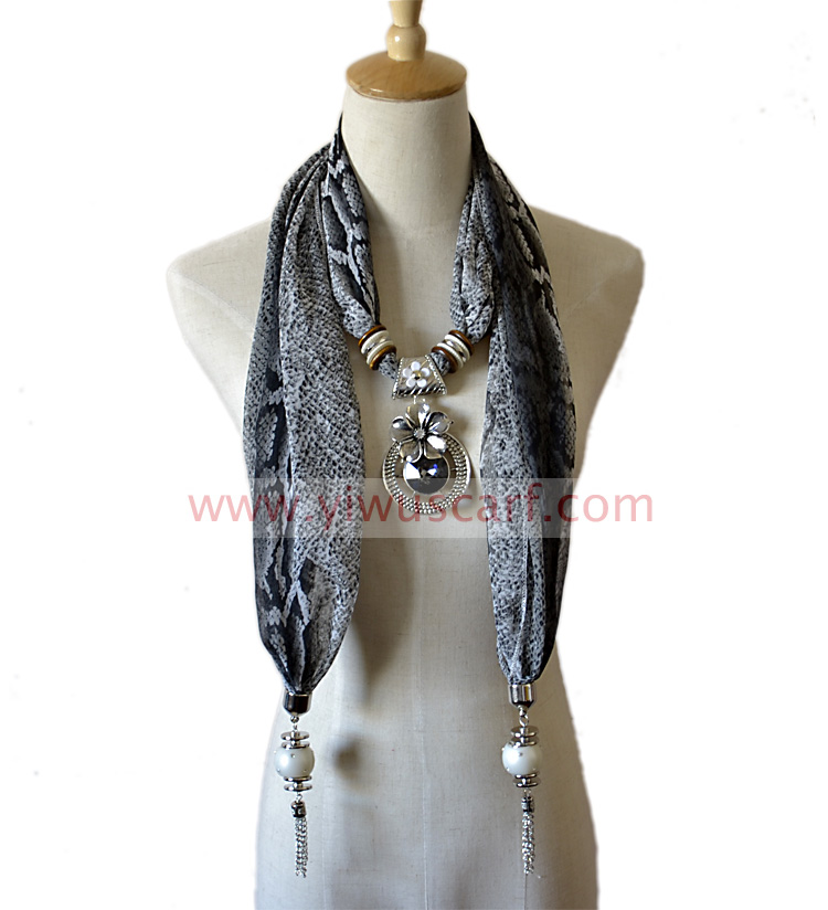 Pendant necklace scarfjewel beads pendant scarf necklace china scarf pendant necklace scarf jewel beads pendant scarf aloadofball Choice Image