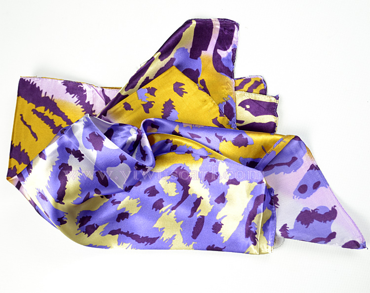 Italian silk scarves Wholesale