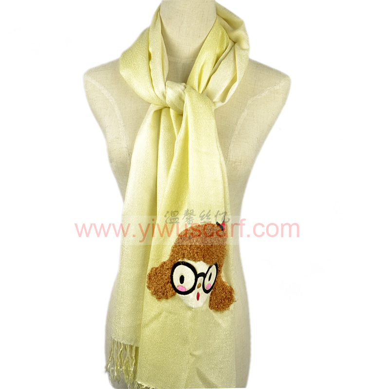 Wholesale heat transfer scarf