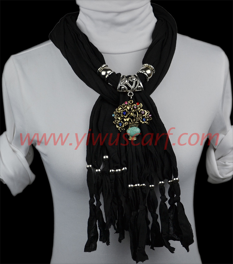 Indonesia jewelry scarves