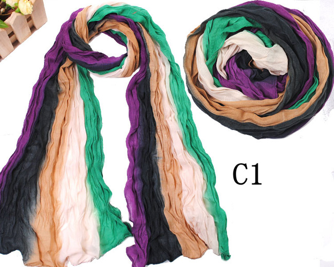 India colored scarf sun scarf scarves