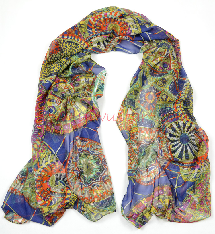 China silk scarf wholesale