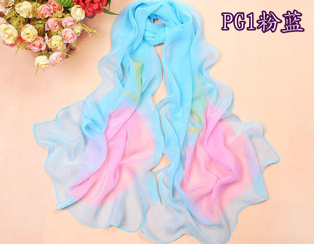 silk chiffon scarves wholesale china Scarf Chiffon Scarves Wholesale