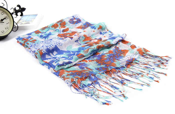 Cotton scarf wholesale