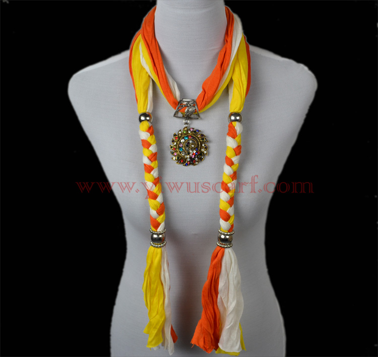 Wholesale scarf necklace jewelry pendant scarves china scarf wholesale scarf necklace jewelry pendant scarves aloadofball Images