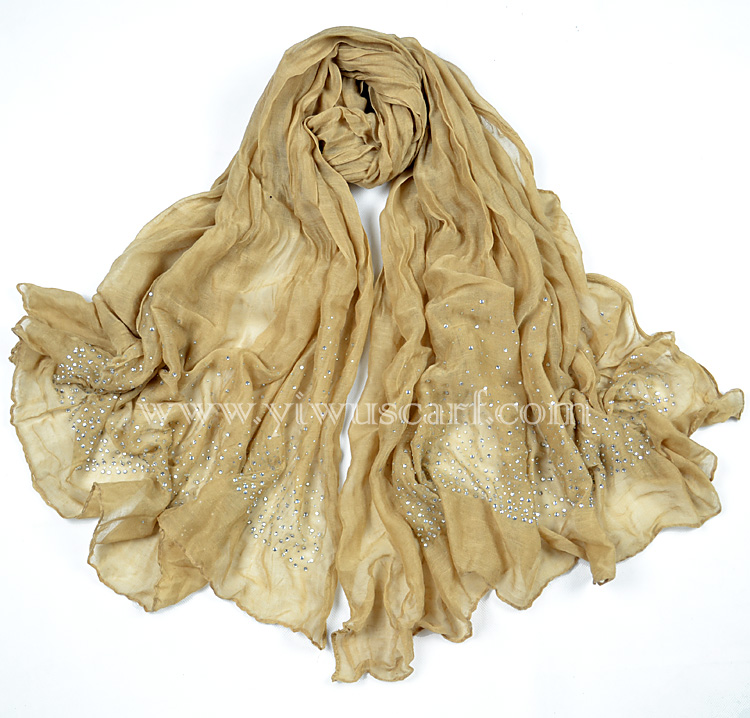 ladies shawls scarf Paris silk