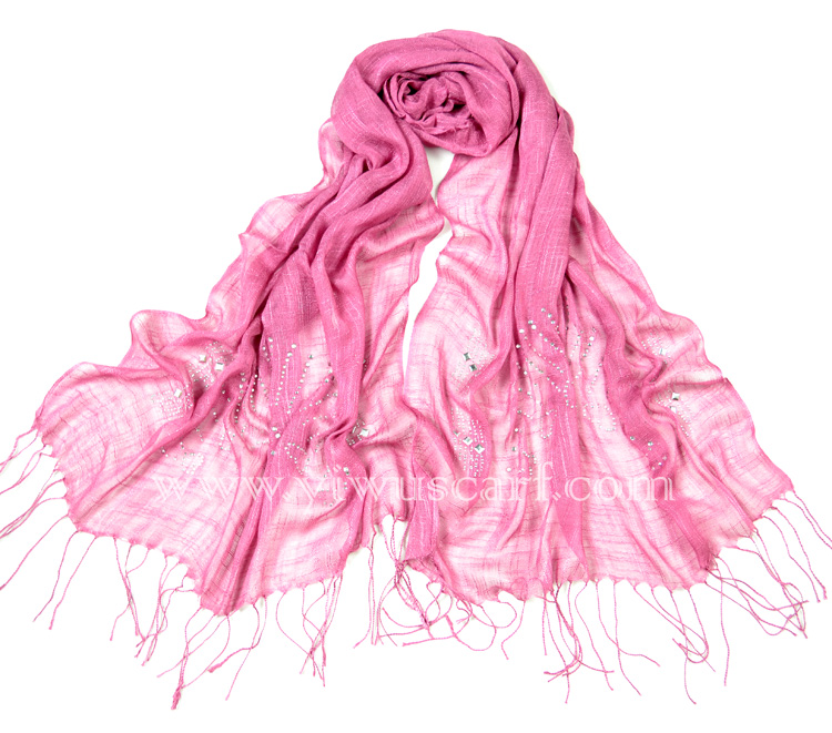 Wholesale Rhinestone scarves
