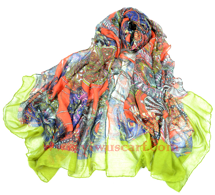scarves from china