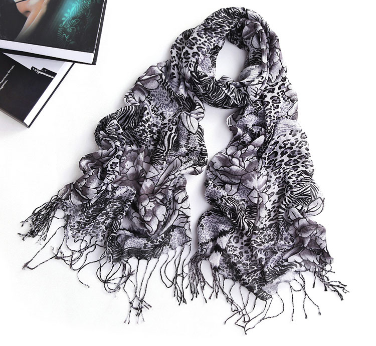 Retro classic cotton scarf Arab headscarf