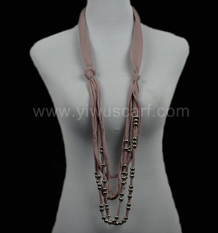 wholesale Animal alloy pendant necklace scarf