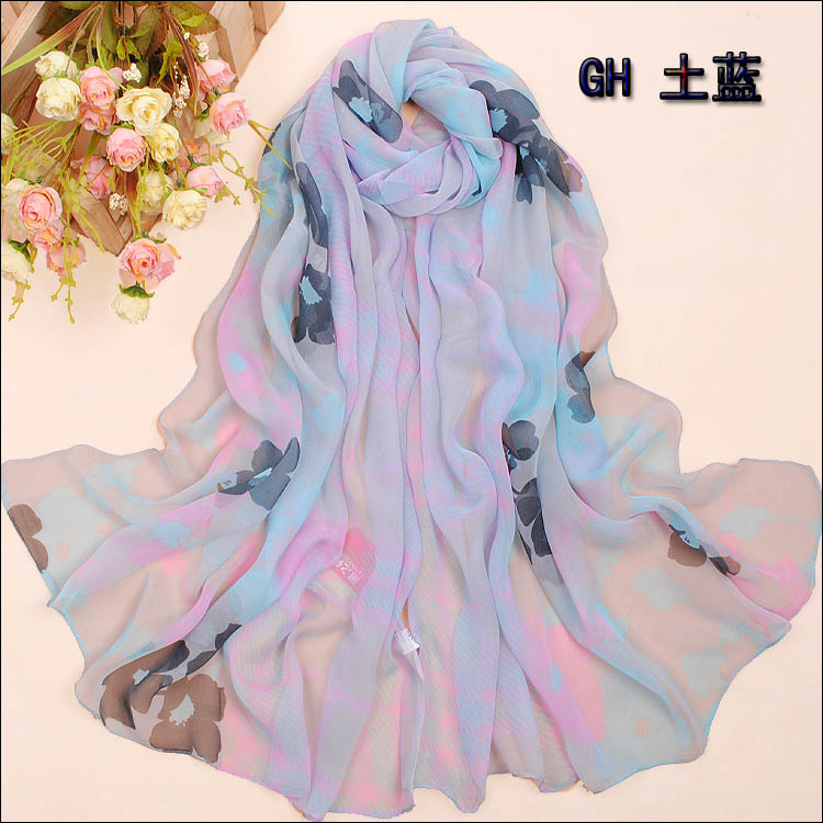 colorfull scarf