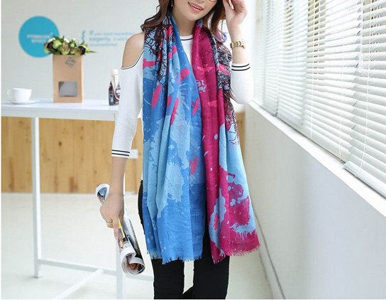 Designers womens scarves