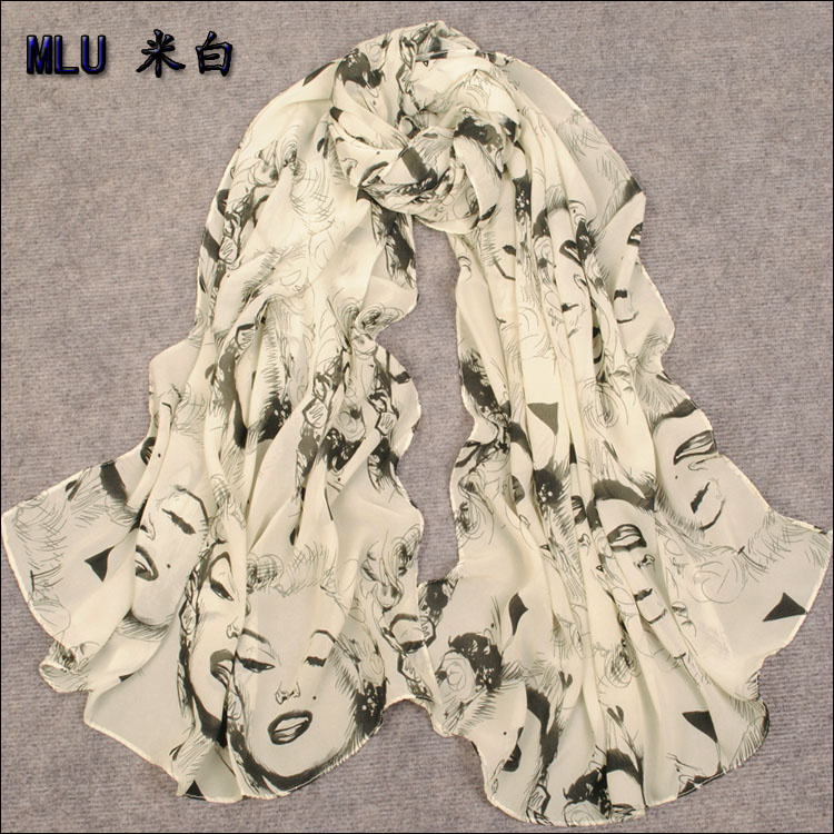 Wholesale bulk chiffon scarves