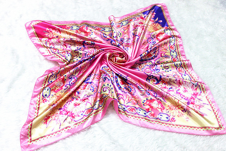 silk fabric scarf wholesale china scarf