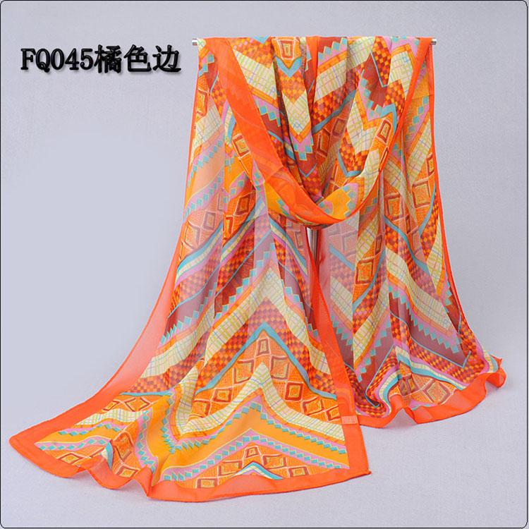 plaid printed scarves wholesale china scarf