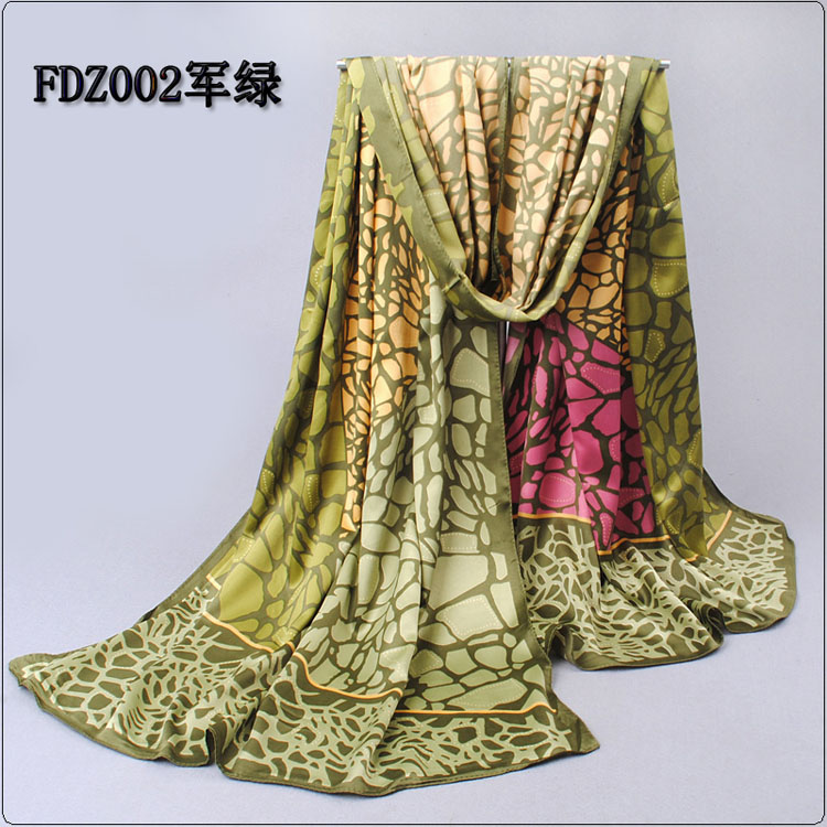ethnic style printed scarves wholesale china scarf