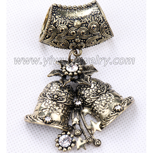 Alloy jewelry accessory christmas bells