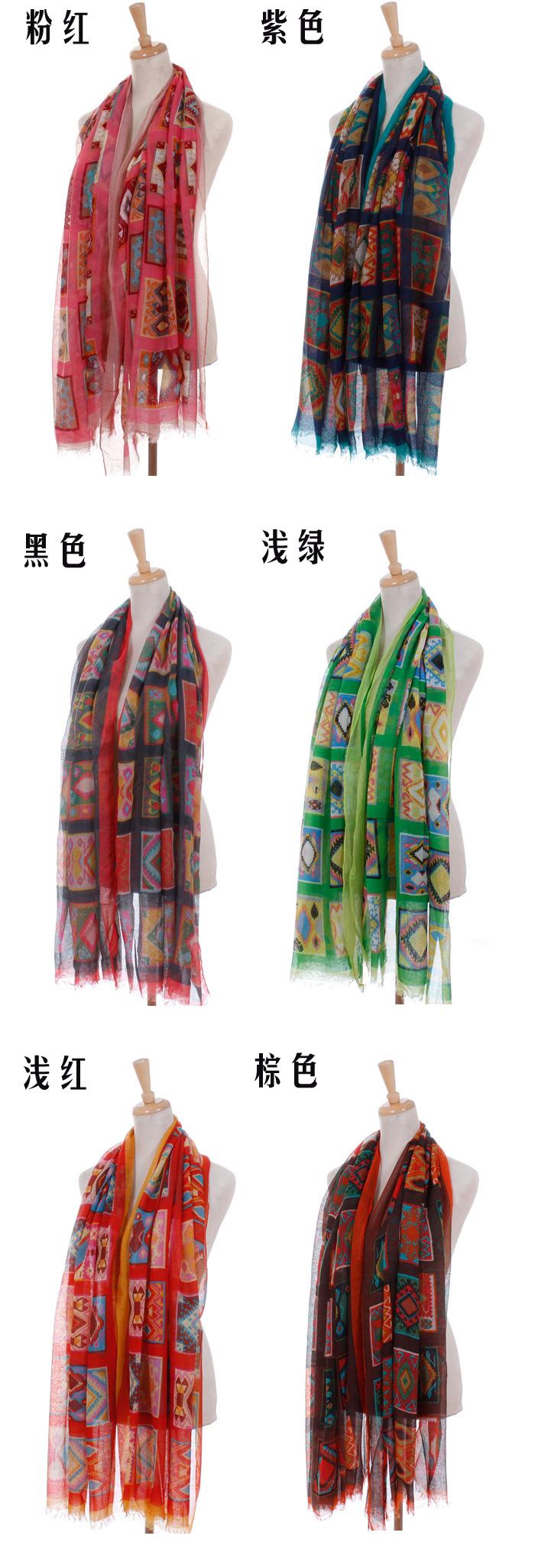 winter plaid custom scarves china scarf