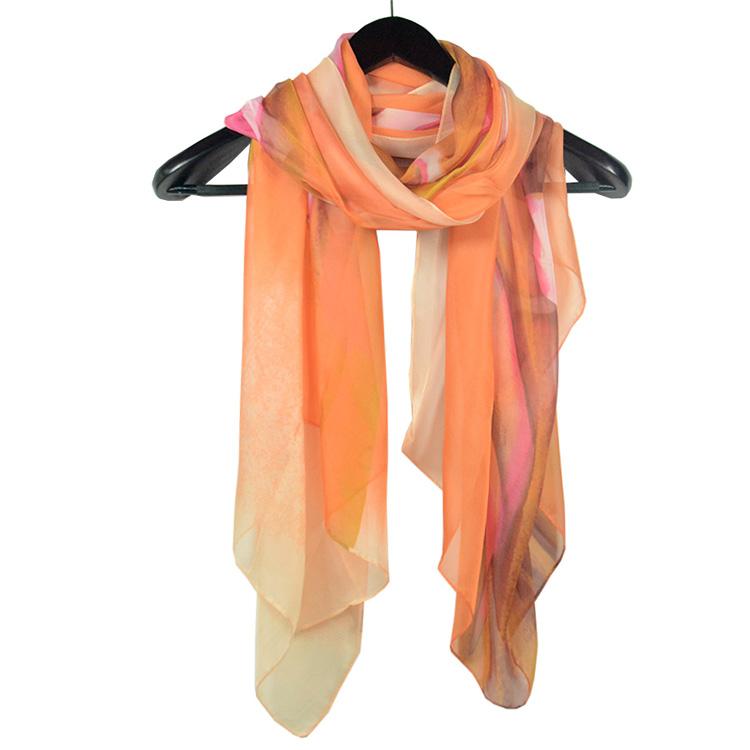 designer silk scarves for china scarf