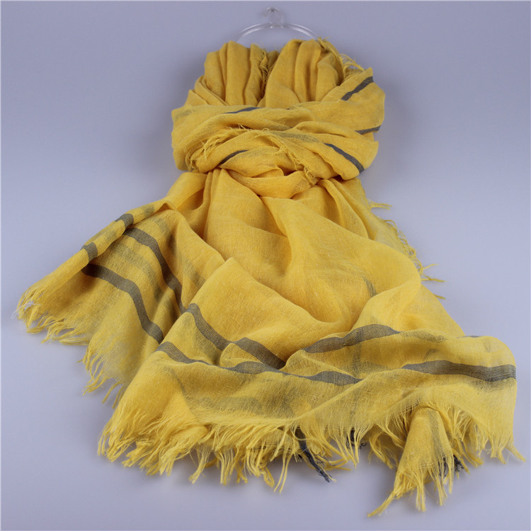 wholesale cotton gauze scarves china scarf