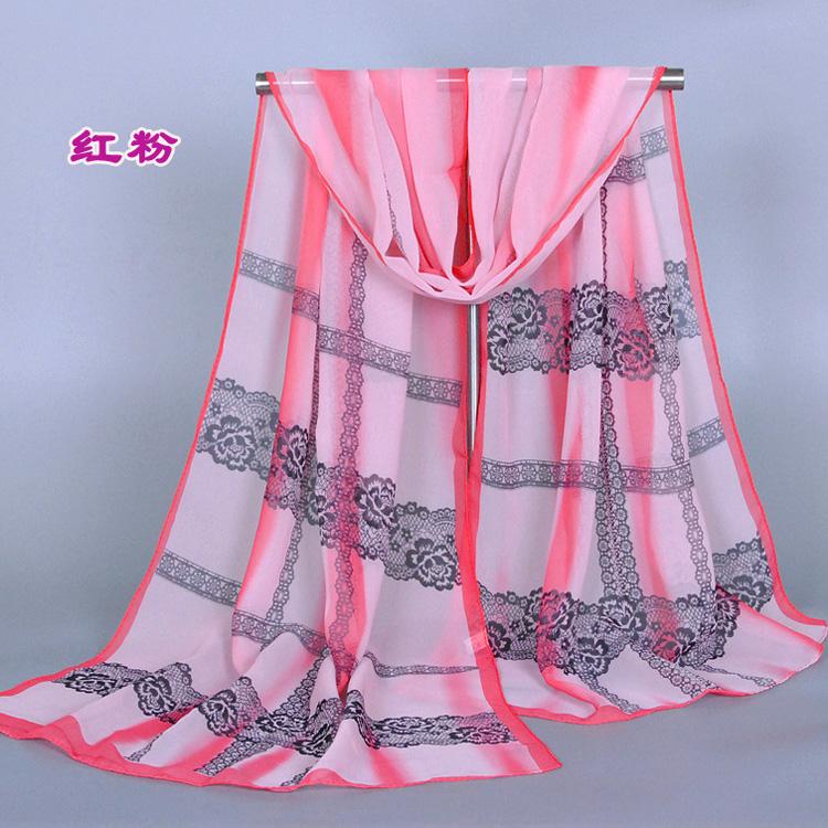 wholesale chiffon fashion scarves china scarf