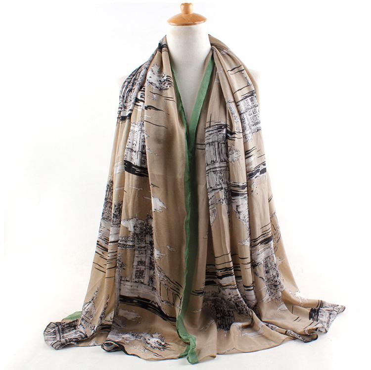wholesale vintage silk scarves china scarf