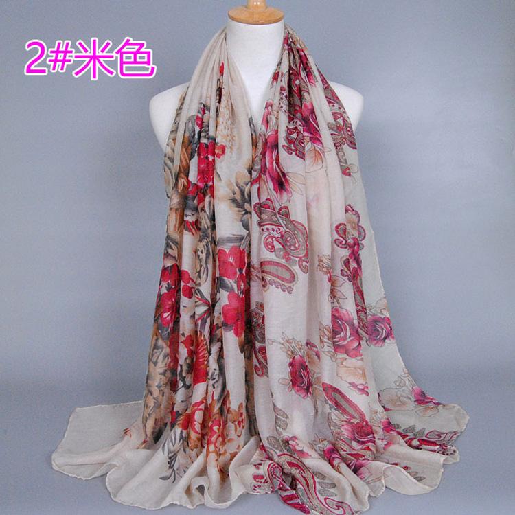 wholesale peony scarves china scarf