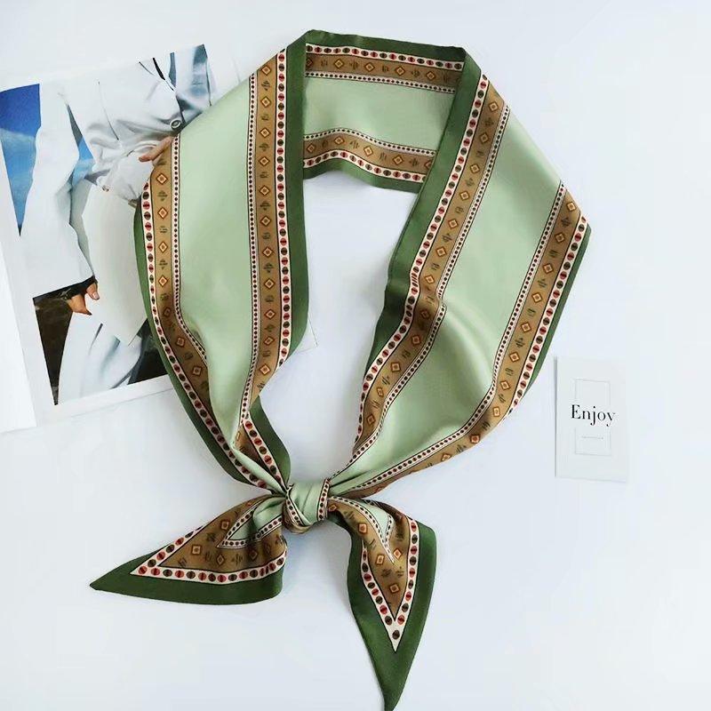 Women Headband Silk Tie Scarf Indonesia Wholesale