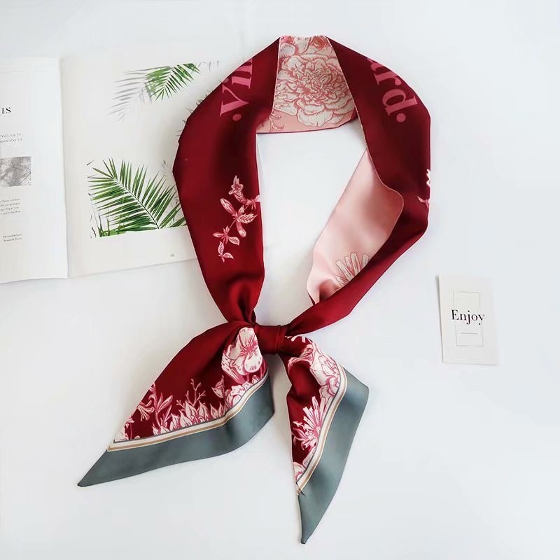 Women Headband Silk Tie Scarf Kenya Wholesale
