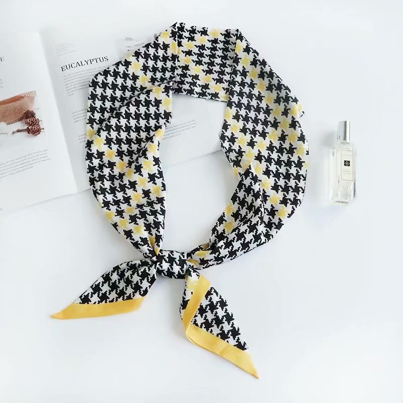 2021 Wholesale Silk Tie Scarf For woman