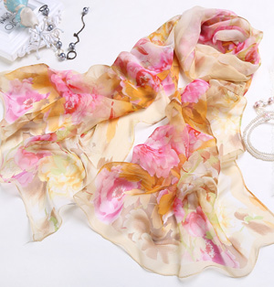 Wholesale georgette scarf