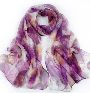 Wholesale silk scarfes