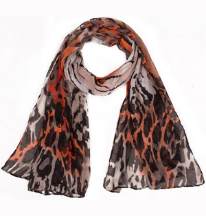 Leopard scarf for sale