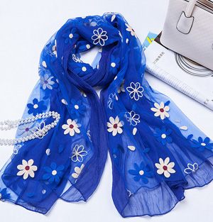 Wholesale womens chiffon scarves
