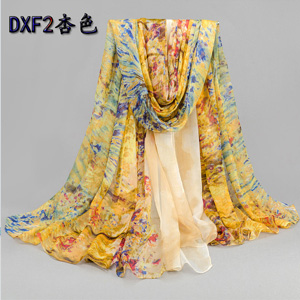 Wholesale colorful women beach scarves