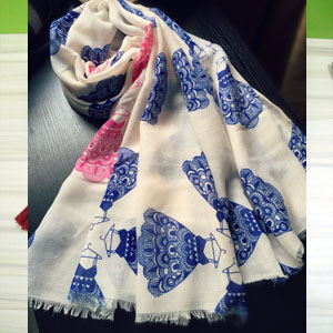 yiwu cotton scarves for promotion